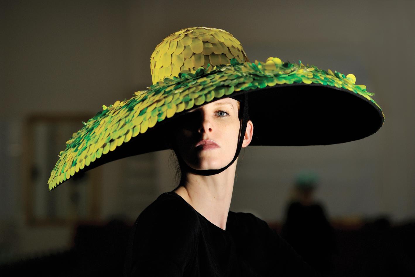 rencontres internationales des arts du chapeau